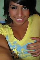 Nonnude Teen Selfpics - Picture 8
