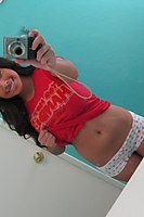 Teen Mirror Pics Some Kooch Exposed - Picture 10